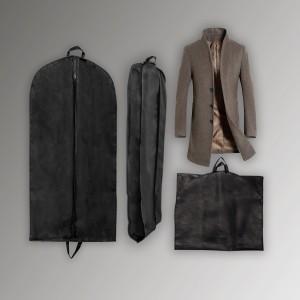 Чохол для одягу з клапаном 60х130