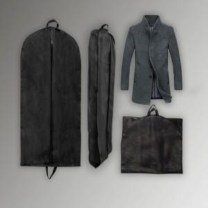 Чохол для одягу з клапаном 60х150