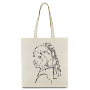 Еко сумки з саржі Екосумка саржа