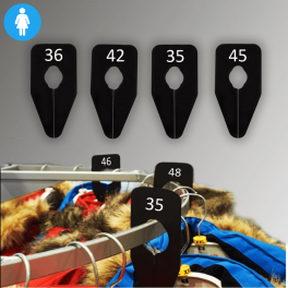 RP2 (Розміри для жіночого одягу)